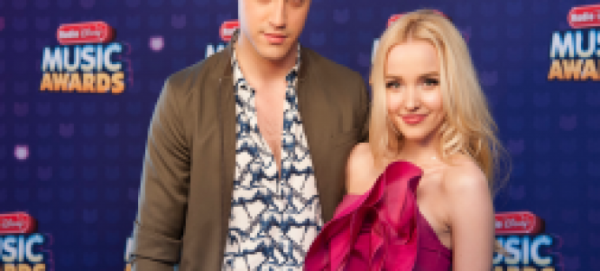 Dove Cameron comparece ao Radio Disney Music Awards 2016; (30/04)