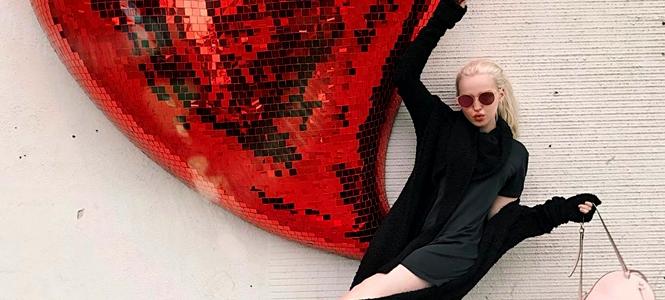 Dove Cameron alcança 10 milhões de seguidores no Instagram