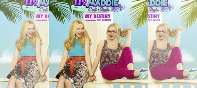 """Ouça """"My Destiny"""", nova música de Dove Cameron para a trilha sonora de """"Liv & Maddie: Estilo Califórnia"""""""