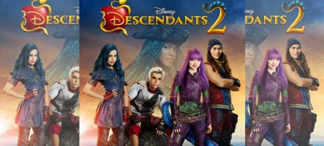 """Nome das faixas que farão parte da trilha sonora de """"Descendentes 2"""" são divulgadas"""