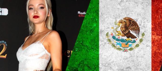 "Dove Cameron e Sofia Carson vão ao México promover ""Descendentes 2"""